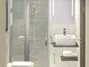 Kleines Bad mit Dusche - Seite